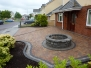 Brick Driveway With Well